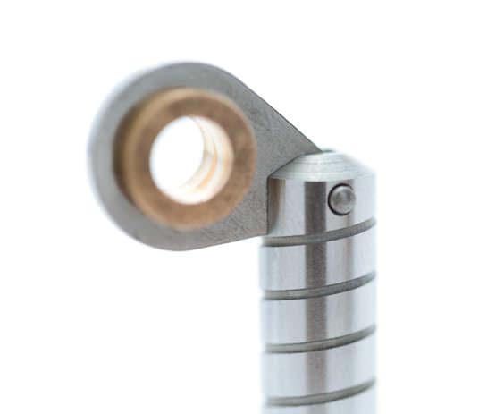 Bruker und Guenter Automotive Kolbenzylinder