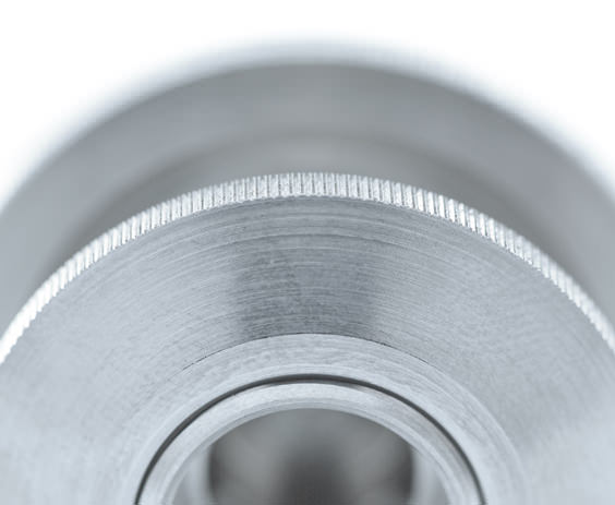 Bruker und Guenter Automotive Drosselventil für Lenkung