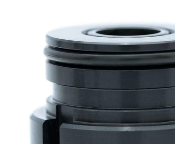 Bruker und Guenter Automotive Kolben für Verdeckhydraulik